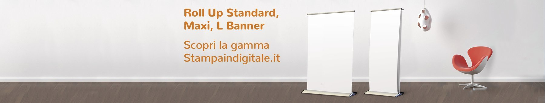 Banner roll up con copy